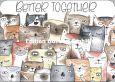 GOLLONG Better together - Fraeuleinteffi Postkarte