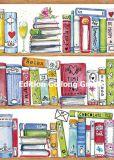 GOLLONG Bücherregal - Carola Pabst Postkarte