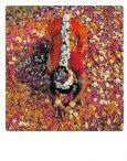 AQUAPURELLA Tanz zu Ehren der Götter, Indien - Bon Voyage Postkarte + Umschlag