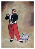 MT Querflötenspieler - Otto Waalkes / Ottifanten Postkarte