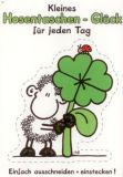 sheepworld Kleines Hosentaschen-Glück Postkarte