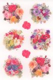 Herma Blumensträuße Sticker