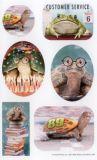 BSB Avanti Schildkröten Sticker