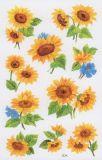 Z-Design Sonnenblumen Sticker