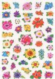 Herma Kleine Blumenköpfe Sticker
