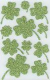 BSB Kleeblatt Glitter Sticker