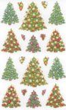 BSB Weihnachtsbäume Sticker
