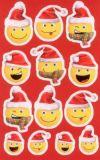 BSB Weihnachtssmileys Sticker