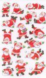 BSB 16 Weihnachtsmänner Sticker