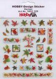 HobbyFun autumn HobbyFun stickers