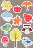 Herma Herbstfreude Sticker