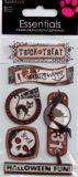 SANDYLION Trick & Treat Halloween Essentials Sticker