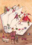 GRÄTZ Weihnachtsbuch Postkarte