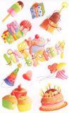 BSB Geburtstagssymbole Sticker