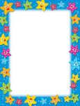 TREND Dancing Stars Briefpapier US Format