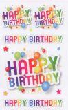 BSB Happy Birthday Ballons Sticker