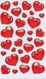 BSB Rote Herzen Sticker