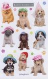 BSB Hunde mit Hut - Keith Kimberlin Sticker