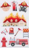 BSB Feuerwehr Sticker