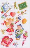 BSB Schulanfang Sticker