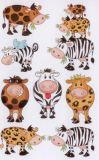BSB Lustige Kühe Sticker