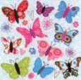 GOLLONG Schmetterlinge - Carola Pabst Postkarte