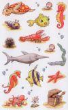 BSB Unterwasserlebewesen Sticker