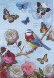 Herma Meise Sticker