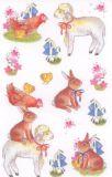 BSB Lamm, Hase & Henne Sticker
