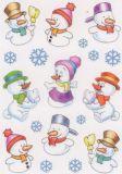 Herma Schneemänner Sticker
