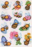 Herma Bienen Sticker