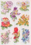 Herma Blumenelfen Sticker