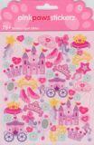 pinkpawsstickerz Fantasy Doublez Glitzer Sticker