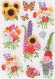 Herma Moderne Blumen Sticker