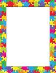 TREND Jigsaw Briefpapier US Format