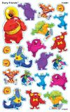 TREND Furry Friends Super Shapes Sticker