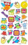 TREND Owls & Friends Super Shapes Sticker