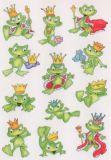 Herma Froschkönig Sticker