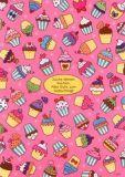 LALI Suche Deinen Kuchen! Alles Gute zum Geburtstag! Postkarte