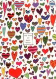 LALI Zwei Herzen sind gleich. Welche? Postkarte