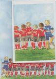 FLORIS Fußballmannschaft A5 Briefpapierset