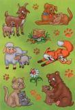 Herma Tiermütter-/kinder Sticker