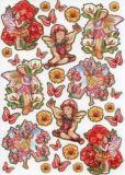 KARIN JITTENMEIER Blumenelfen Glossy Sticker