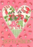 GOLLONG September / Herz - Kerstin Heß Postkarte