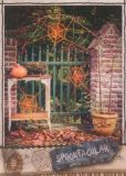 GOLLONG Spooktacular Halloween - cutecottageoverload Postkarte