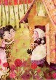 GRÄTZ Hänsel & Gretel - Märchen Postkarte