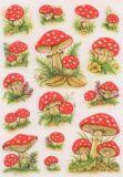 Herma Pilze Sticker