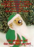 TATZINO Und genauso so soll das neue Jahr werden! Postkarte