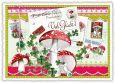 TAUSENDSCHÖN Viel Glück - Glückskarte Postkarte