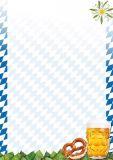 AS Biergarten - Oktoberfest 10 Blatt A4 Briefpapier